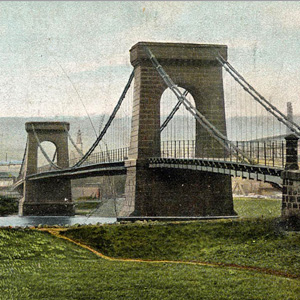 1831 The Chain Bridge