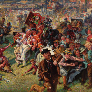 1862 The Blaydon Races Song